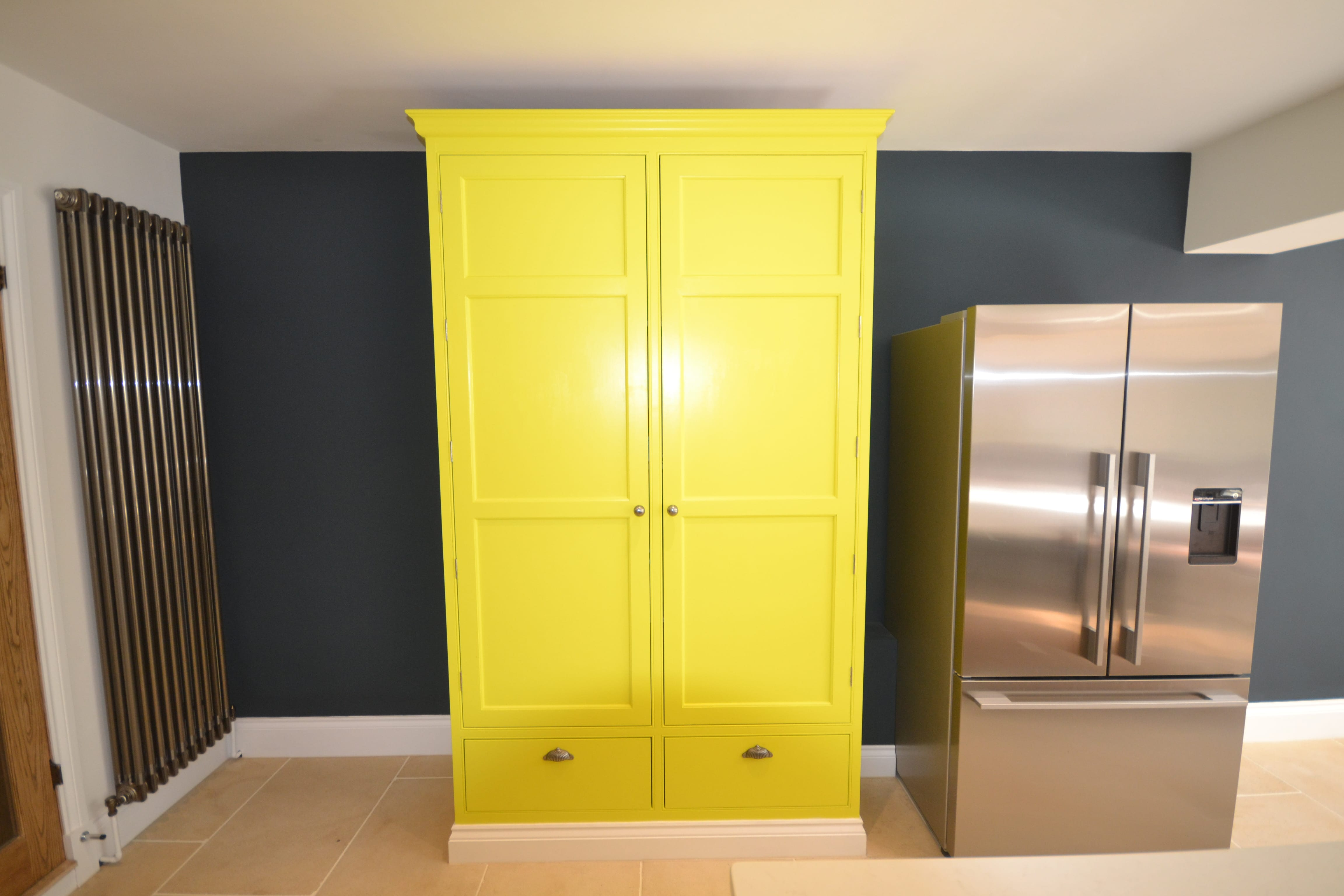 Jla joinery bespoke cabinets dressers for Bespoke kitchen cabinets