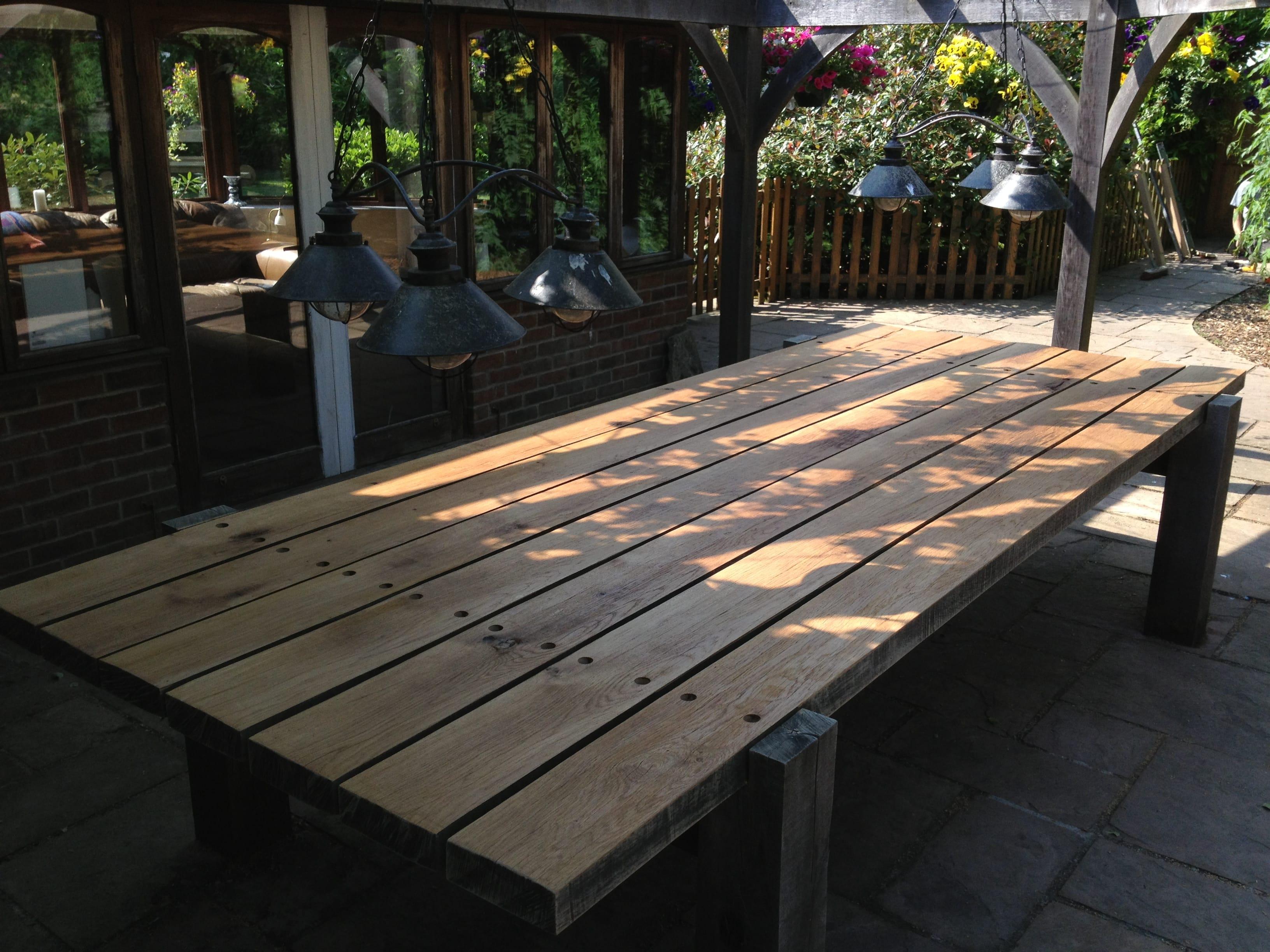 Magnificent Jla Joinery Bespoke Garden Furniture Beatyapartments Chair Design Images Beatyapartmentscom
