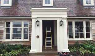 custom joinery exterior