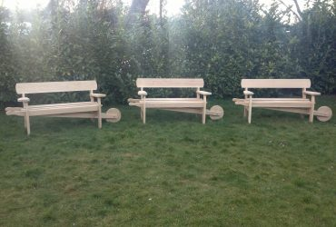 outdoor chairs and benches bespoke exterior furniture