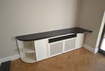 bespoke cabinets TV