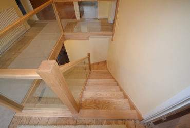 Bespoke staircase design sussex