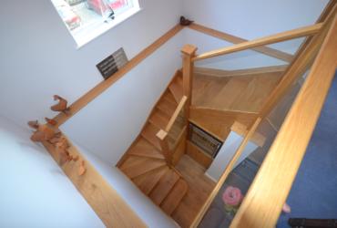 JLA Oak Staircase West Wittering 4