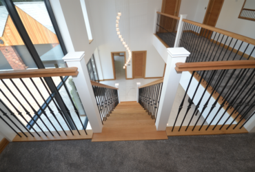 Large Cut String Stair & Landing 3